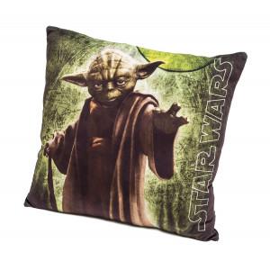 Cuscino Star Wars Yoda qualita velour gadget guerre stellari *02023