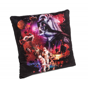 Cuscino Star Wars Darth Vader qualita velour gadget guerre stellari *02024