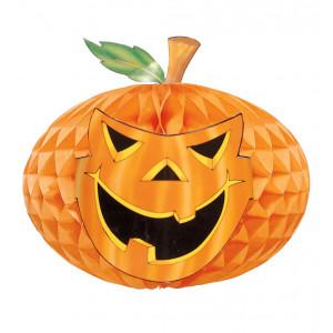 Decorazione Casa Halloween Zucca Nido Ape 30 Cm. PS 09155 Pelusciamop Store Marchirolo