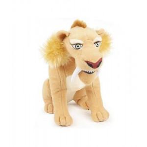 Peluche Era Glaciale Diego 60 cm Tigre denti a sciabola *05699
