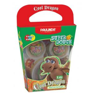 Pasta Da Modellare Super Dough Draghetto Lili | pelusciamo store