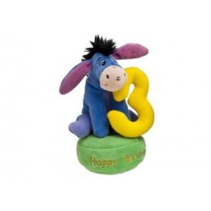 Peluche Disney Winnie the Pooh Eeyore N° 3 | Pelusciamo.com