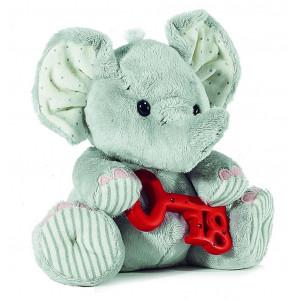 Peluche Elliot Elefantino Compleanno 18 Anni  | pelusciamo store