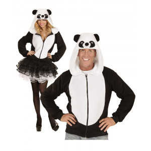 Felpa Panda , Travestimento Unisex Carnevale Animale PS 26371 pelusciamo store Marchirolo