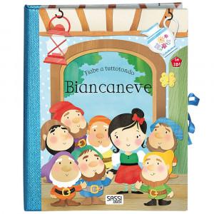 Fiabe A Tuttotondo Biancaneve PS 07112 Libri Educativi PELUSCIAMO STORE