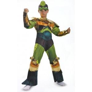 Costume Carnevale Gormiti Foresta Lucas Energheia