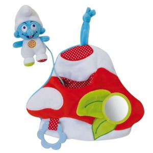 I Puffi Casetta Fungo attività - Giochi prima infanzia | Pelusciamo.com