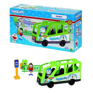 Gioco Doraemon Il Dorabus Veicolo con Ruote Libere *03948