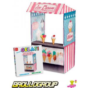Bancarella gelati Gioco per Bambini Dal Negro *00207 giochi per interno, esterno | Pelusciamo.com