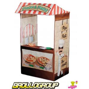Bancarella pizza Gioco per Bambini Dal Negro *00215 giochi per interno, esterno | Pelusciamo.com