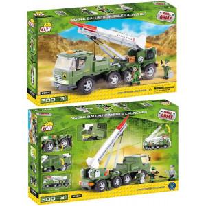 Camion lanciamissili small army costruzioni gioco di costruzioni Cobi *02531