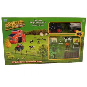 Set fattoria super farm truck Gioco per bambini 04407 pelusciamo store
