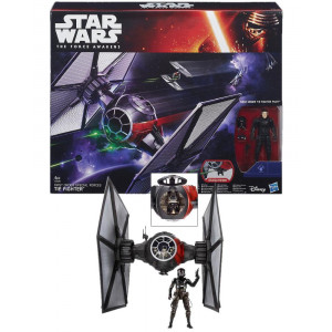 Gioco Star Wars astronave veicolo Tie Fighter *01732 the force awakens pelusciamo store