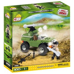 Mobile Missile Launch Post gioco di costruzioni Cobi Small Army *02577 pelusciamo store