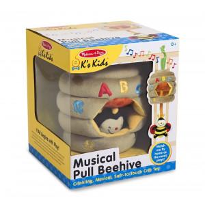 Gioco Carillon Musicale Musical Pull Bee Hive PS 06883 pelusciamo store