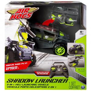Veicolo radiocomandato jeep Air Hogs Shadow Launcher RC *03677 pelusciamo store