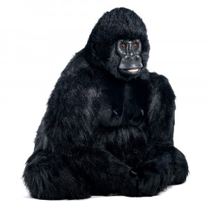 Peluche Gigante Gorilla Realistico 110 Cm Peluches Hansa | Pelusciamo.com