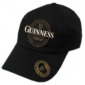 Guinness Beer Cappellino Baseball Con Visiera Apribottiglie PS 09188 Pelusciamo Store Marchirolo