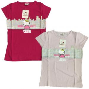 T-shirt Donna Hello Kitty Urban, Maglietta Maniche Corte Sanrio | pelusciamo.com