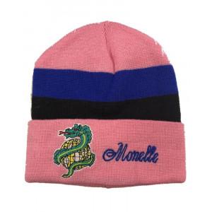 Cappello Cuffia Monelle Rosa Abbigliamento Invernale Ufficiale PS 10965 Pelusciamo Store Marchirolo