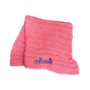 Scaldacollo Monella Rosa Abbigliamento Invernale Ufficiale PS 10963 Pelusciamo Store Marchirolo