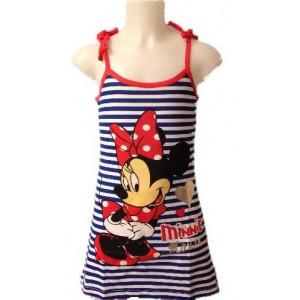 Camicia da notte Bambina Minnie, Pigiama Bimba Topolina Disney | pelusciamo.com