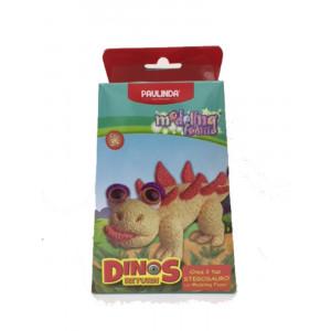 Pasta Da Modellare Paulinda Dinosauro Stegosauro | pelusciamo store