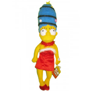 Peluche the Simpsons Marge simpson Natalizia 48 cm. *07348