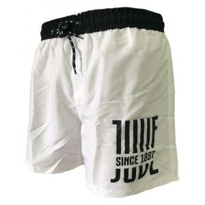 Costume da Bagno Juventus Bianco Uomo Pantaloncini Mare Piscina Juve PS 27304