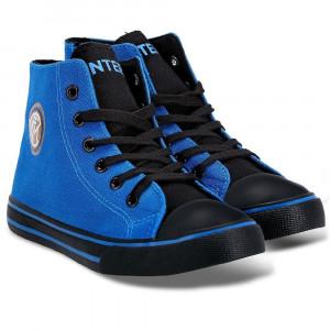 Inter Calcio Scarpe Sneaker Da Ginnastica Bambino Tifosi Interisti JJ PS 26830 Pelusciamo Store Marchirolo