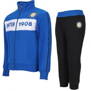 Tuta Bimbo Inter Calcio Abbigliamento FC Internazionale PS 27881 pelusciamo store Marchirolo
