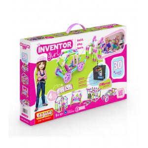 Engino Inventor girl 30 modelli in 1 gioco di costruzioni 04607 pelusciamo store