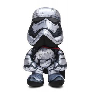 Peluche Star Wars Captain Phasma  45 cm. peluches guerre stellari *02272 pelusciamo store