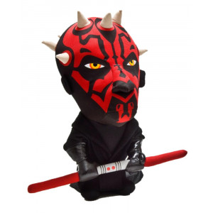 Peluche Star Wars Darth Maul 38 cm. peluches guerre stellari *01830