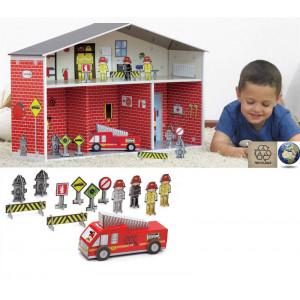 Krooom - Stazione Dei Pompieri - Caserma Vigili Del Fuoco *10989