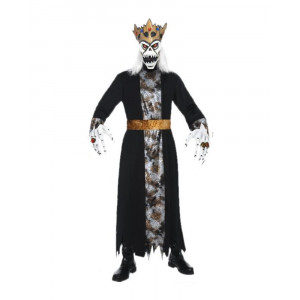 Costume Halloween Adulto Re Demonio Demoniaco Horror Smiffys *13891