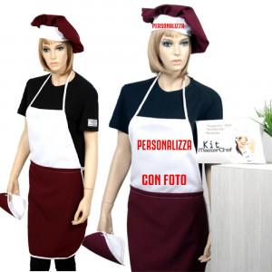 Kit MasterChef Personalizzabile Con Stampe e Dediche  PS 10387 pelusciamo store Marchirolo