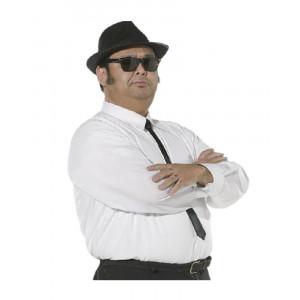 Kit Accessori Carnevale Blues Brothers Camicia Cravatta Smiffys | Pelusciamo.com