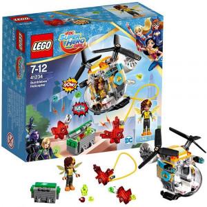 LEGO 41234-  Costruzioni Super Hero Girl Elicottero Bumblebee   pelusciamo store