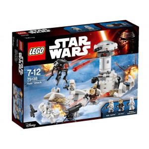 LEGO Star Wars 75138 Attacco A Hoth Gioco Costruzioni PS 04252   Pelusciamo.com