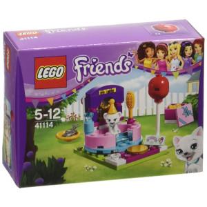 LEGO 41114 Friends Preparativi Per La Festa Gioco Di Costruzioni PS 04318   Pelusciamo.com