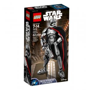 LEGO Star Wars 75118 Battle Figura Captain Phasma Gioco Costruzioni PS 04246   Pelusciamo.com