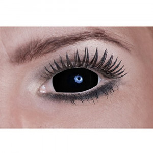 Lenti a Contatto Colorate Occhio Nero Completo PS 11258 Semestrali| Pelusciamo.com