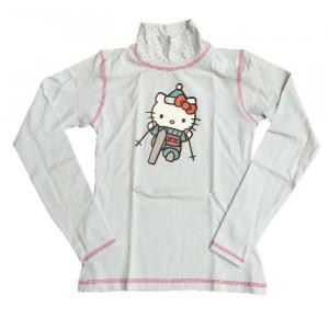 Lupetto donna Hello Kitty, Maglietta Maniche Lunghe | pelusciamo.com