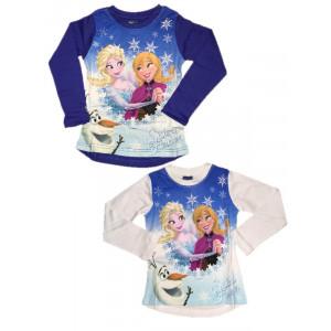 Maglietta manica lunga Anna e Elsa, Abbigliamento Frozen |  pelusciamo.com