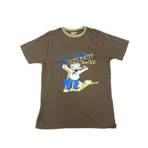 Maglietta T-shirt Homer Simpson Abbigliamento Uomo Adulto   pelusciamo.com