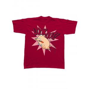 T-Shirt Maglietta Maiale Spider Pork Simpson Abbigliamento Adulto Uomo *05754