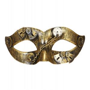 Maschera Donna Steampunk  Accessori Costume Carnevale |  Pelusciamo Store Marchirolo