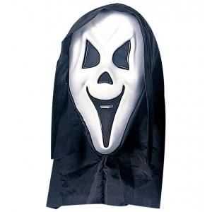 Maschera Halloween Bimbo Scream  |  pelusciamo store