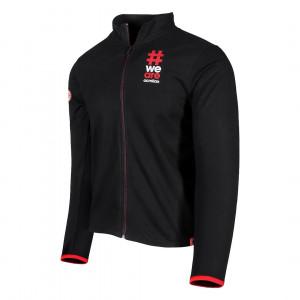 Felpa Milan Calcio con Cerniera Abbigliamento Bambini PS 26647